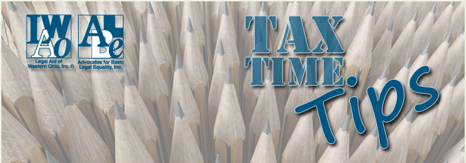 LAWO and ABLE: Tax Time Tips